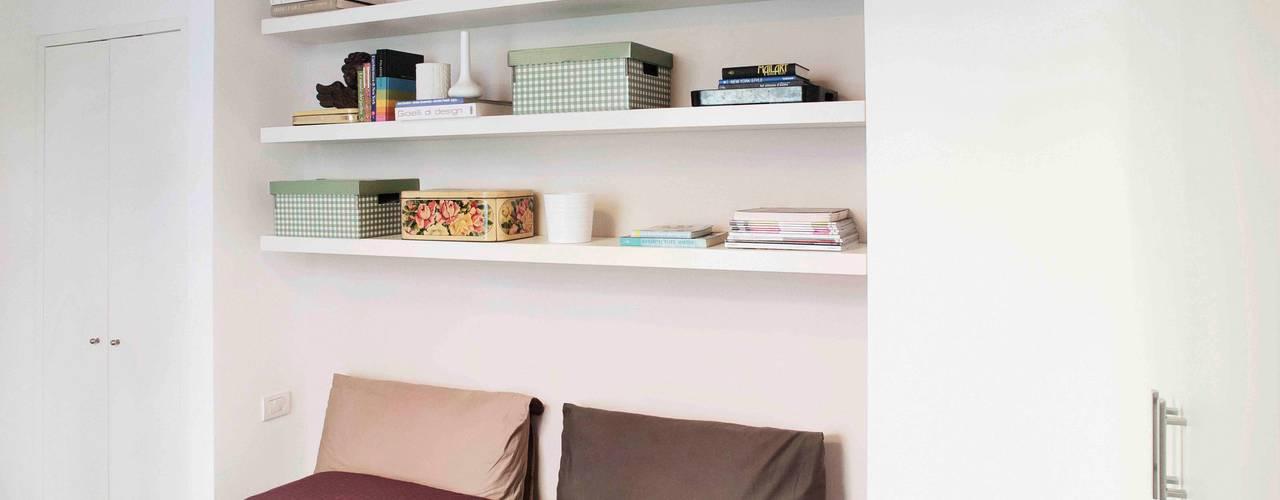Modern Yatak Odası marta novarini architetto Modern