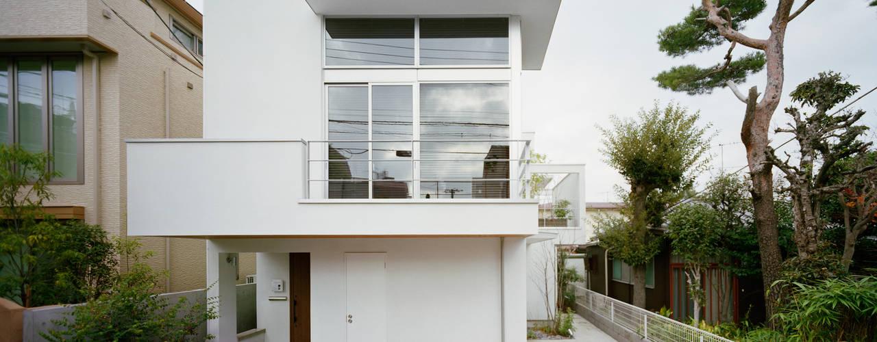 現代房屋設計點子、靈感 & 圖片 根據 伊藤一郎建築設計事務所 現代風