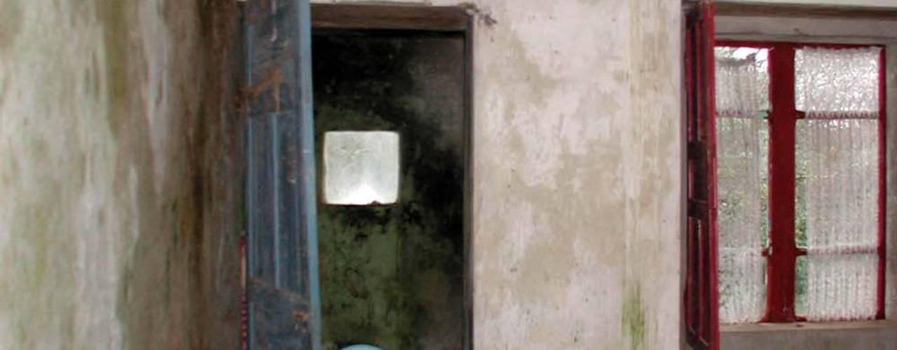 Dormitorios rurales de Intra Arquitectos Rural
