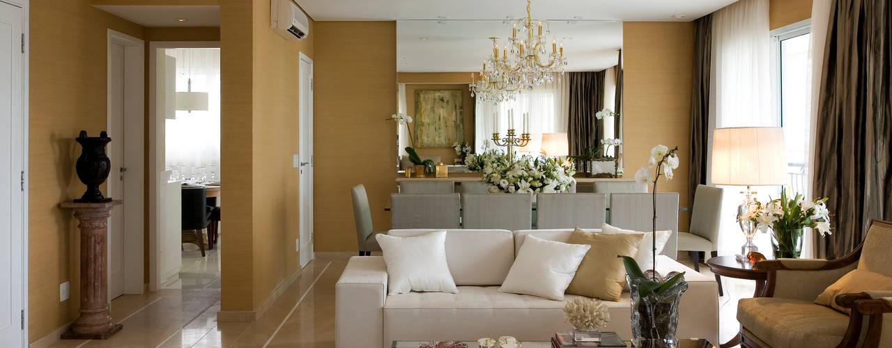 GUSTAVO GARCIA ARQUITETURA E DESIGN Living room