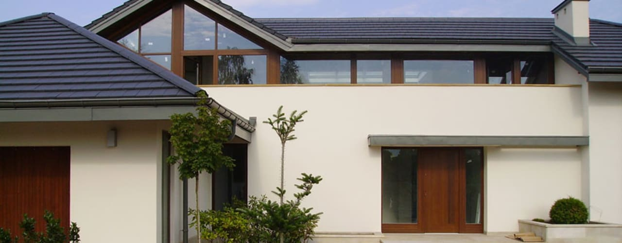 Modern houses by atz-studio Modern