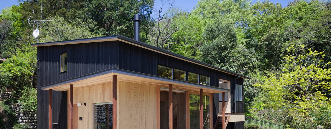 Casas de estilo  por HAN環境・建築設計事務所