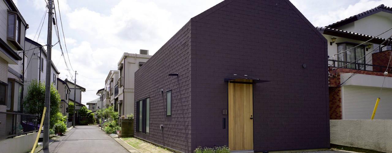Maisons de style  par シミズアトリエ 一級建築士事務所