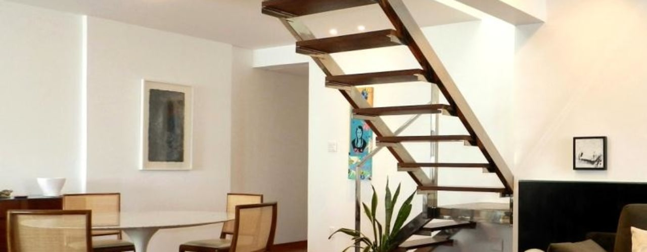15 Ideas For Compact Stairs In Small Homes
