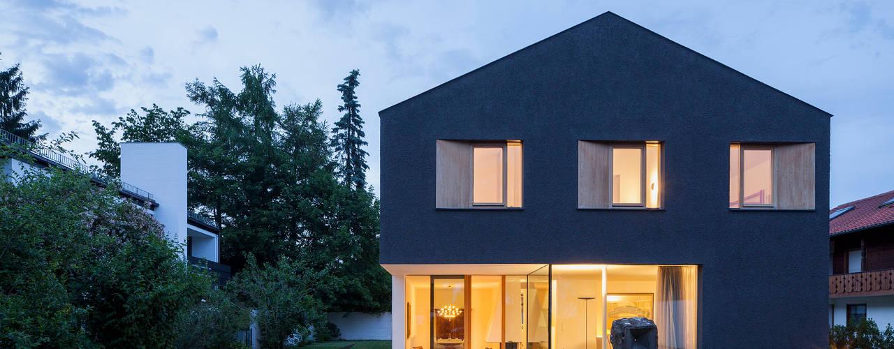 Rumah Modern Oleh Unterlandstättner Architekten Modern