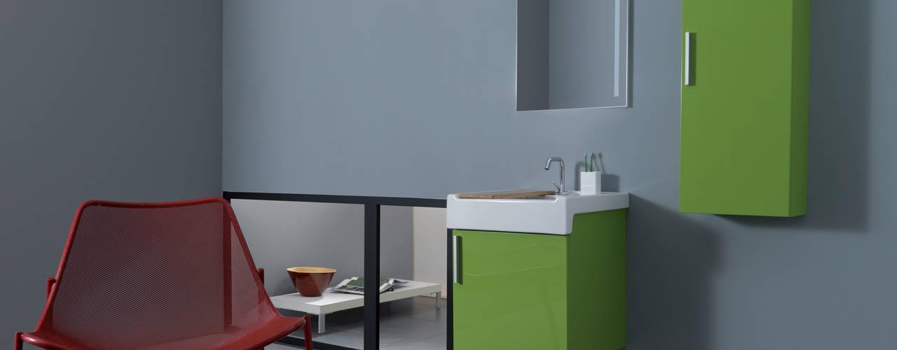 9 idee per un lavabo perfetto in un bagno piccolo - Idee per lavabo bagno ...