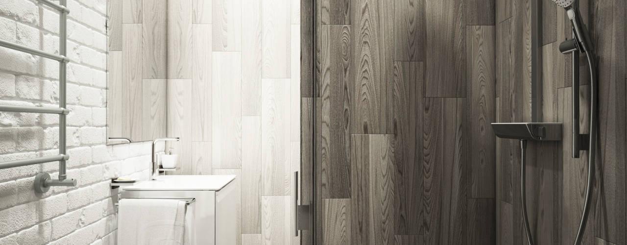 Bathroom by Eclectic DesignStudio