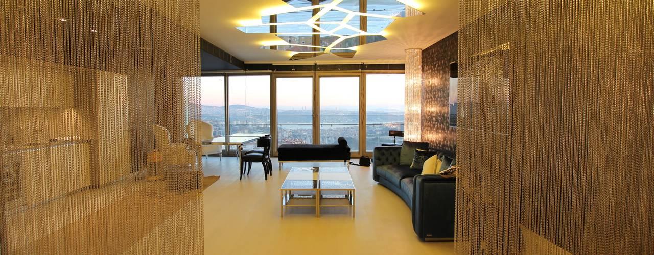 Ruang Keluarga by Orkun İndere Interiors