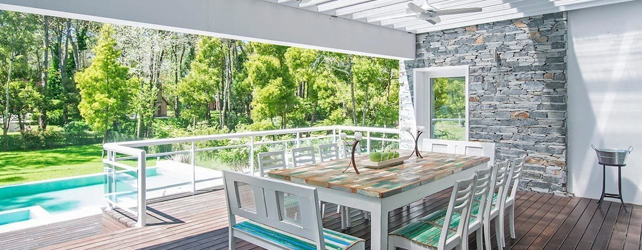Garden by Estudio Sespede Arquitectos