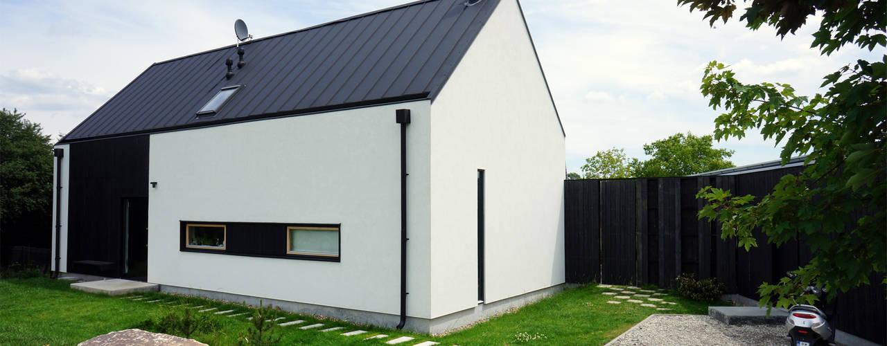 Huizen door Grid Architekci , Modern