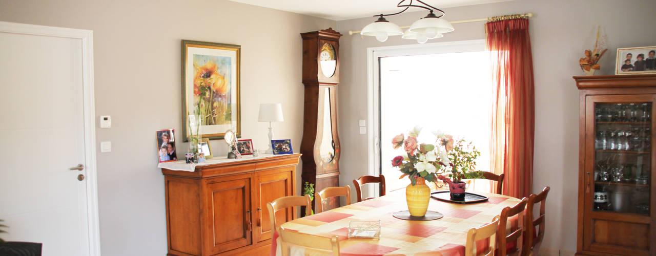 Ruang Makan Klasik Oleh Uniq intérieurs Klasik