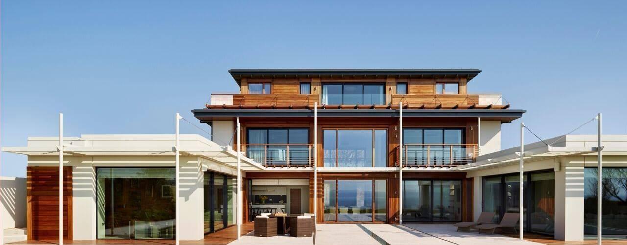 Casas de estilo  por Sapphire Spaces