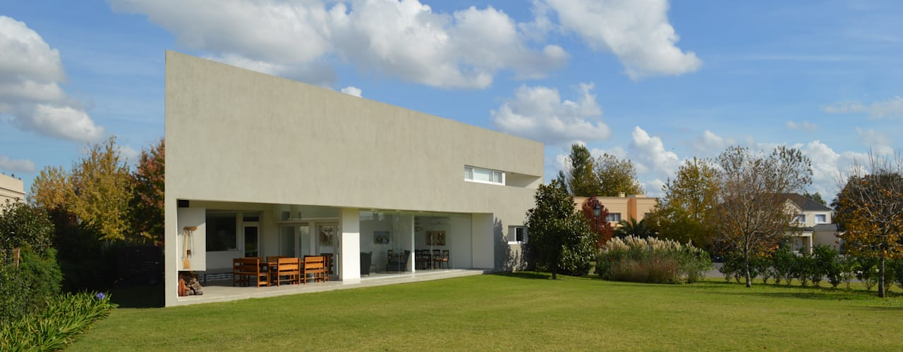 Casas modernas por MZM | Maletti Zanel Maletti arquitectos