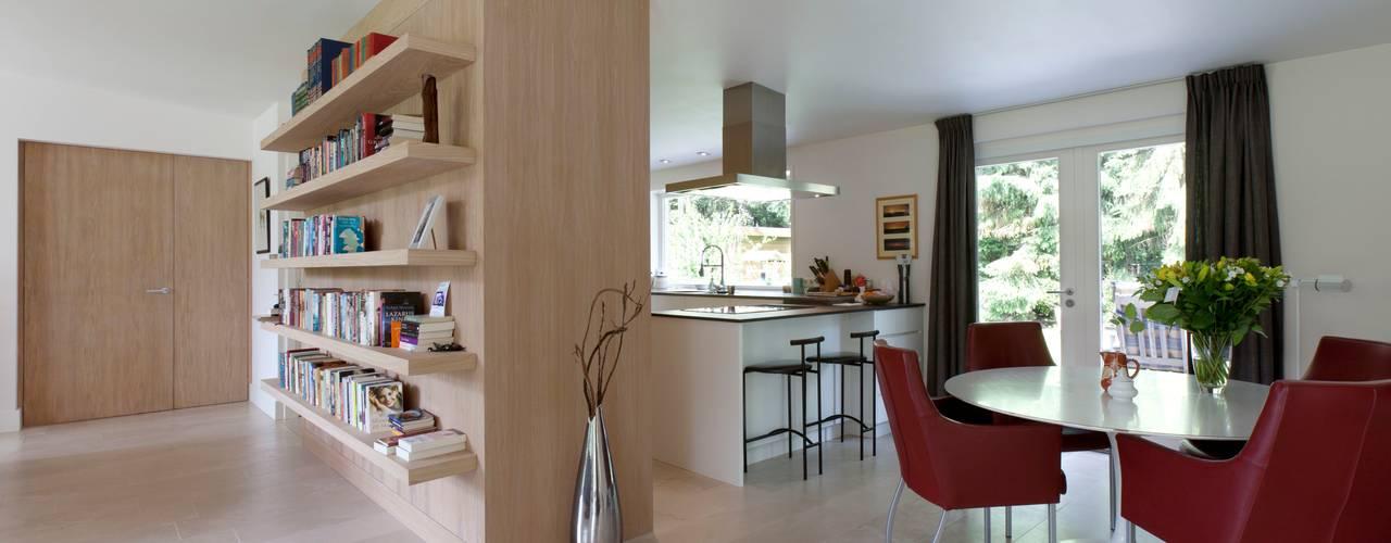 od Suzanne de Kanter Architectuur & Interieur Nowoczesny