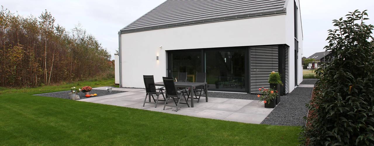 Projekty,  Domy zaprojektowane przez Architektur Jansen
