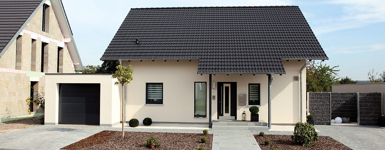 Prefabricated home by FingerHaus GmbH - Bauunternehmen in Frankenberg (Eder),