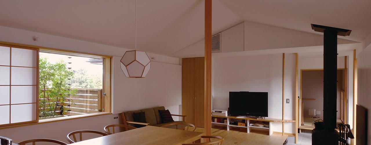 โดย 松原正明建築設計室 โมเดิร์น