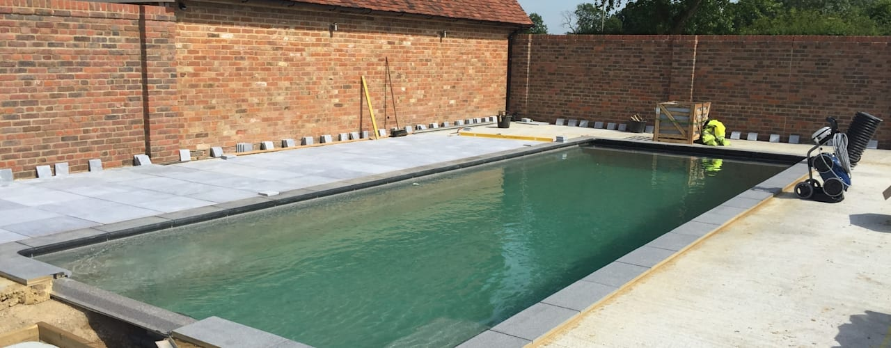 One Piece Outdoor Swimming Pool XL Pools Ltd