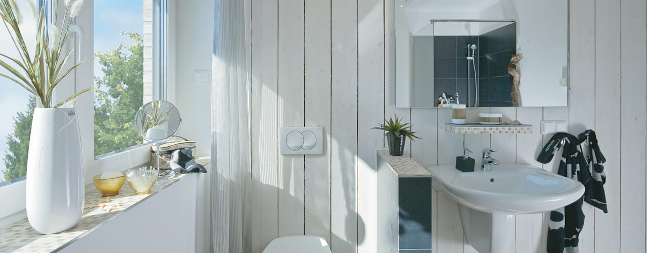 Country style bathroom by Danhaus GmbH Country