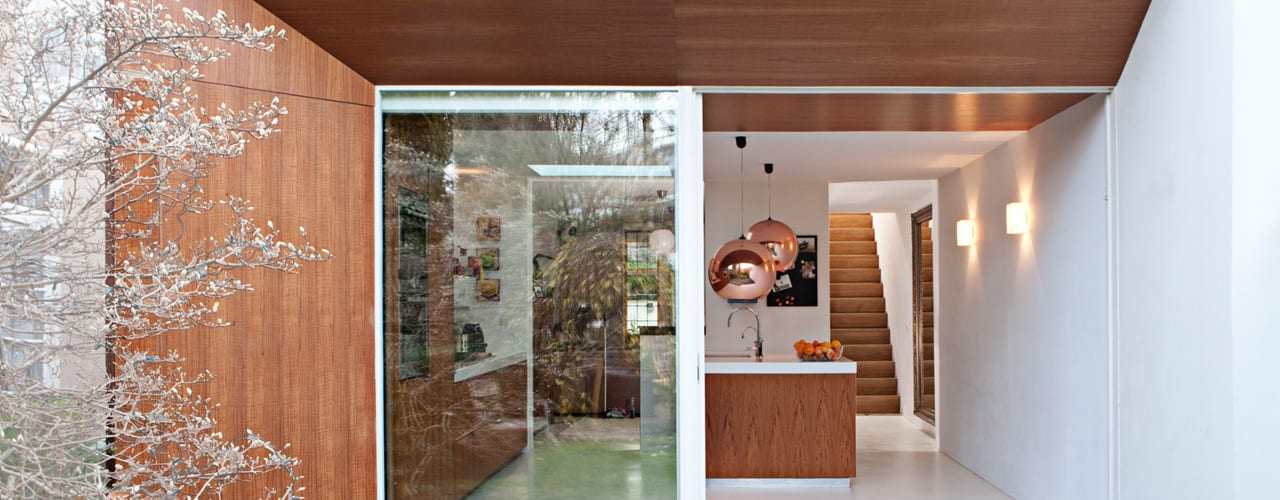 Rumah oleh Lab-S, Modern