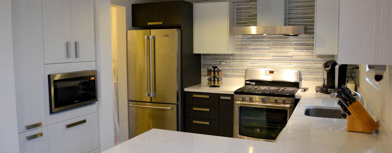 Cocinas de estilo moderno de Toren Cocinas Moderno