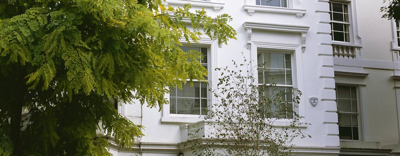 Notting Hill Villa Cuisine classique par Space Alchemy Ltd Classique