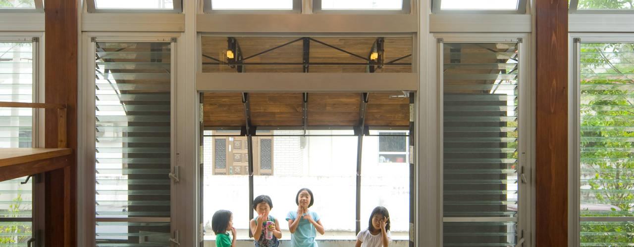 Asyatik Balkon, Veranda & Teras Atelier Nero Asyatik