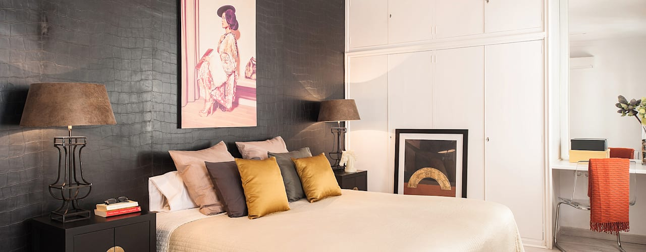 Habitaciones de estilo  por Markham Stagers
