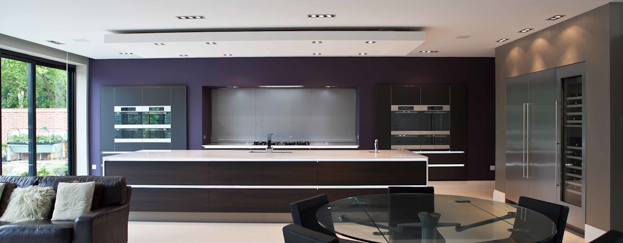 Martin Kitchen Moderne keukens van Excelsior Kitchens Limited Modern