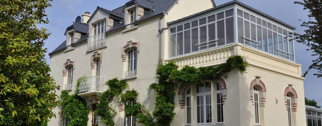 Casas de estilo  por CEDRIN  ARCHITECTURE , Clásico
