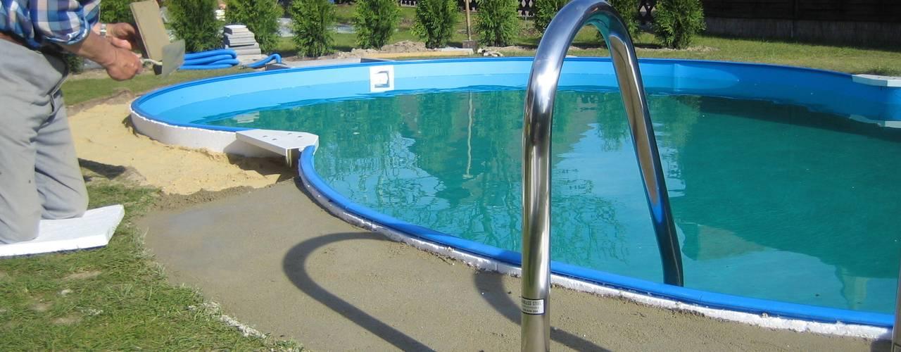 Moderne zwembaden van Future Pool GmbH Modern