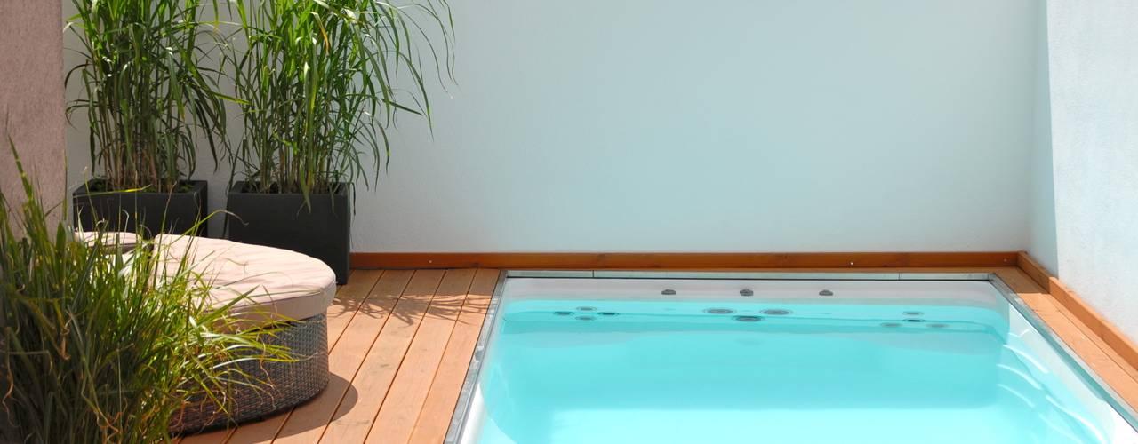 Piscinas modernas por Future Pool GmbH Moderno