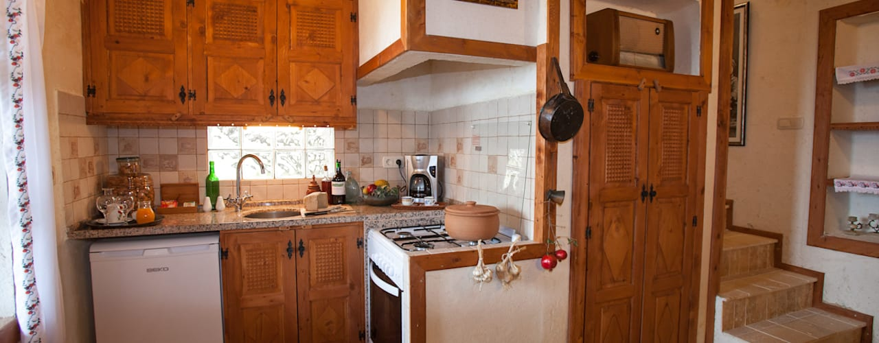 Hoyran Wedre Country Houses Kitchen