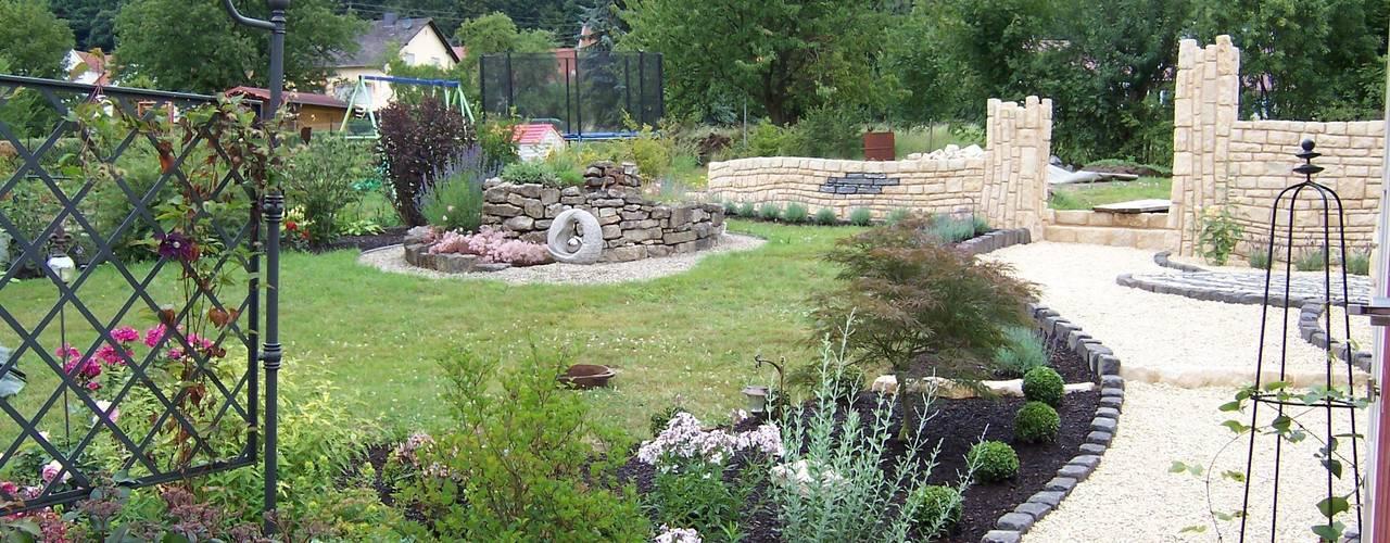 Projekty,  Ogród zaprojektowane przez Maurerkunst