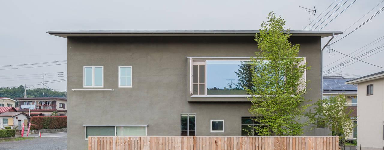 บ้านและที่อยู่อาศัย by 水野純也建築設計事務所