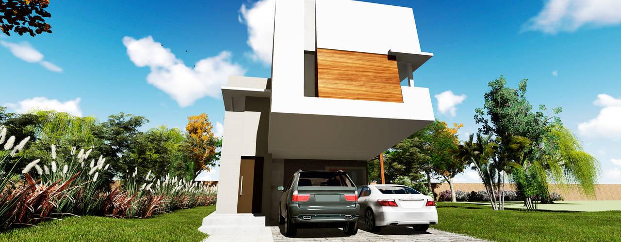 modern  by Módulo 3 arquitectura, Modern