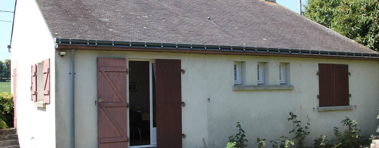 Dom na południu Francji od ZIZI STUDIO Magdalena Latos