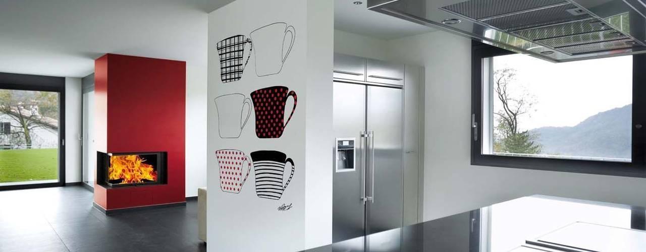 Cocinas de estilo moderno de Barcelona Pintores.es Moderno