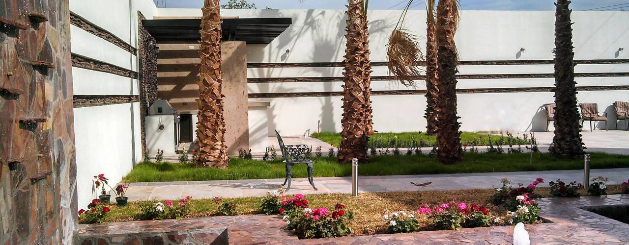 Diseño de Jardin MOA-PITIC Jardines modernos de Acrópolis Arquitectura Moderno
