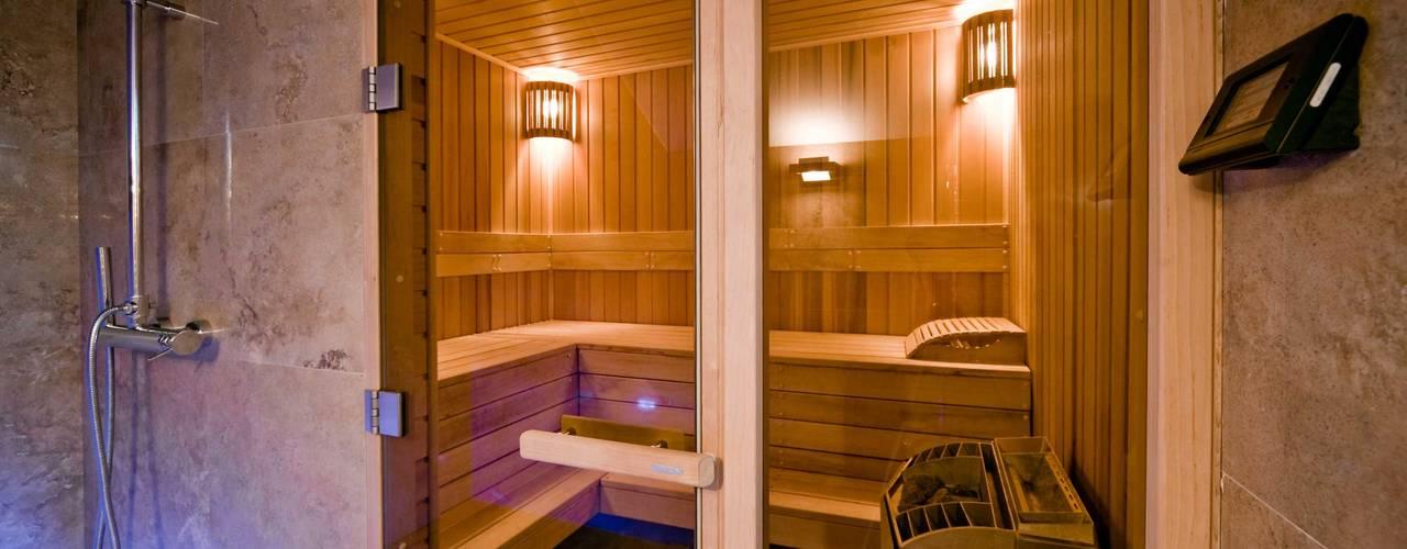 City Oasis - таунхаус в Куркино Nr.1 Спа в эклектичном стиле от ODS Laboratory Architecture & Design Эклектичный