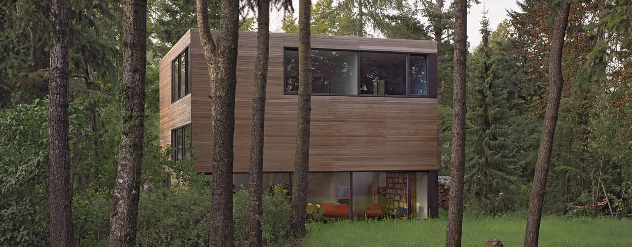 Casas minimalistas de Helm Westhaus Architekten Minimalista