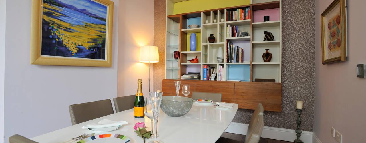 Aldgate East NSI DESIGN LTD Dining roomDressers & sideboards