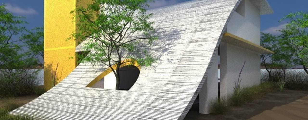 Houses by HEXSAL ARQUITECTOS