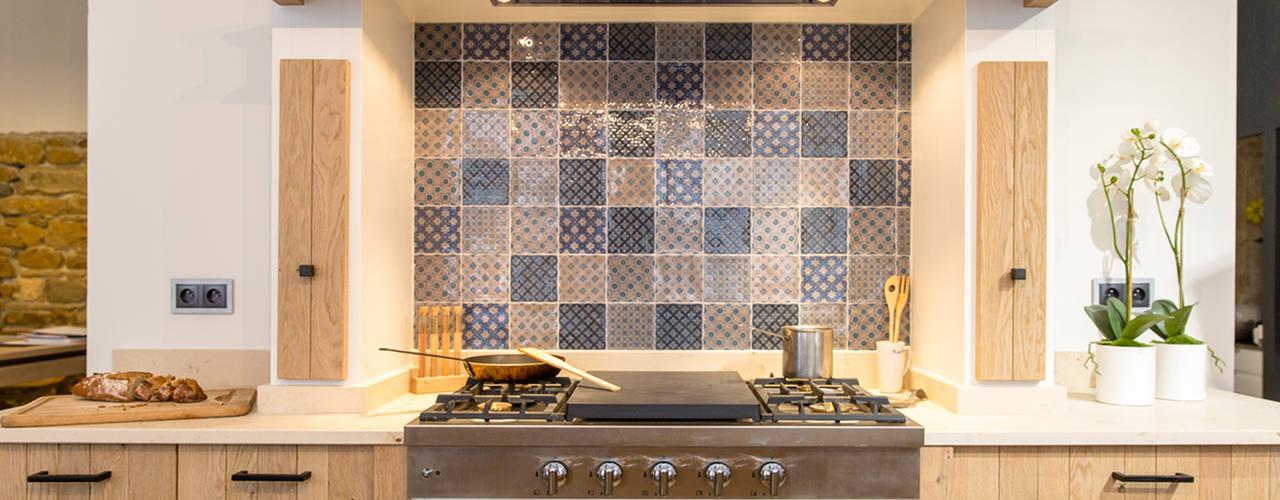 مطبخ تنفيذ MJ Home