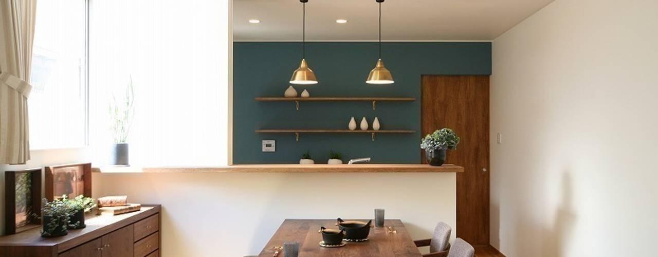 餐廳 by zuiun建築設計事務所 / 株式会社 ZUIUN