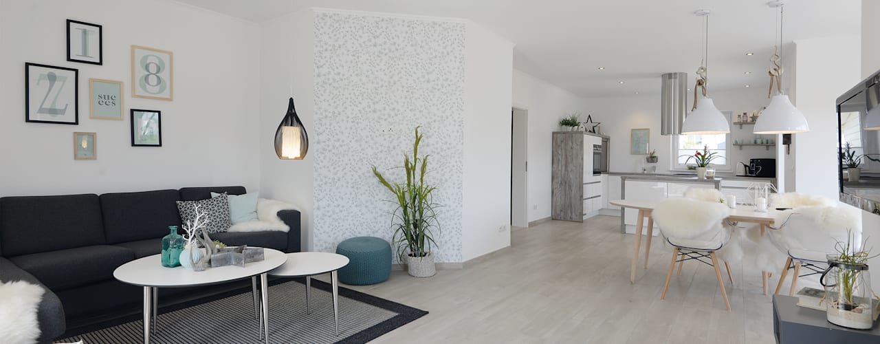 Гостиная в . Автор – Danhaus GmbH