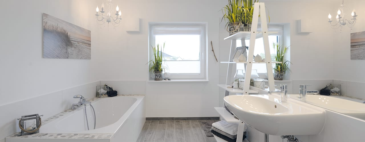 Modern style bathrooms by Danhaus GmbH Modern