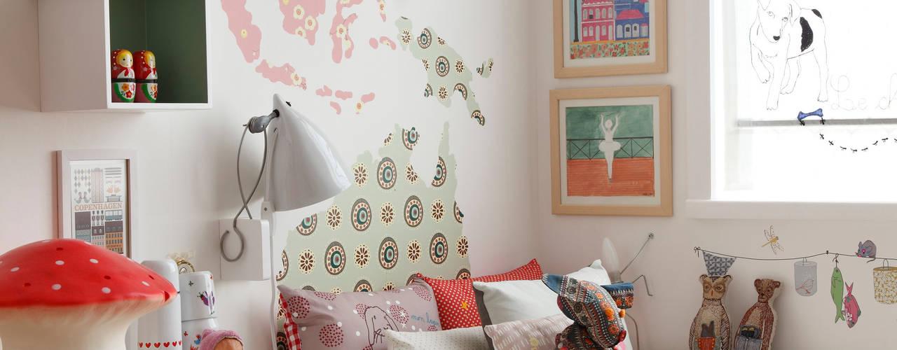 Habitaciones infantiles de estilo  por andre piva arquitetura, Moderno