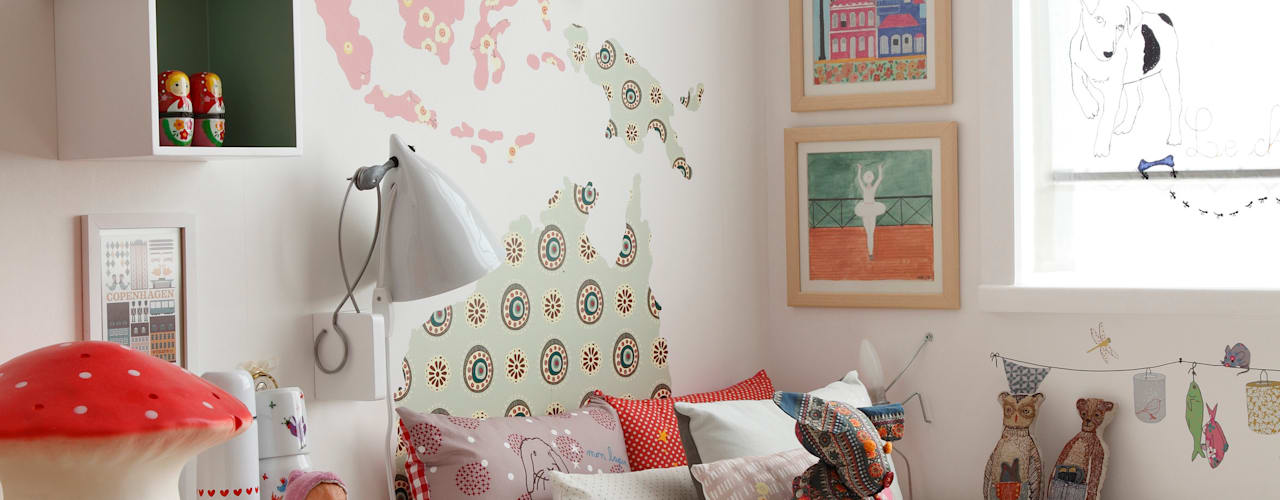 Habitaciones infantiles de estilo  por andre piva arquitetura