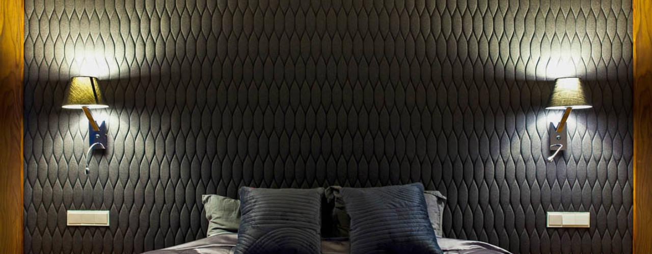 Modern style bedroom by tomasz czajkowski pracownia Modern